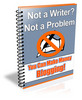 Thumbnail How To Blog Without Writing with Plr